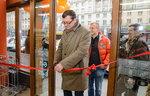Uroczyste otwarcie: 400. sklep franczyzowy Carrefour w Polsce i 100.  w Warszawie